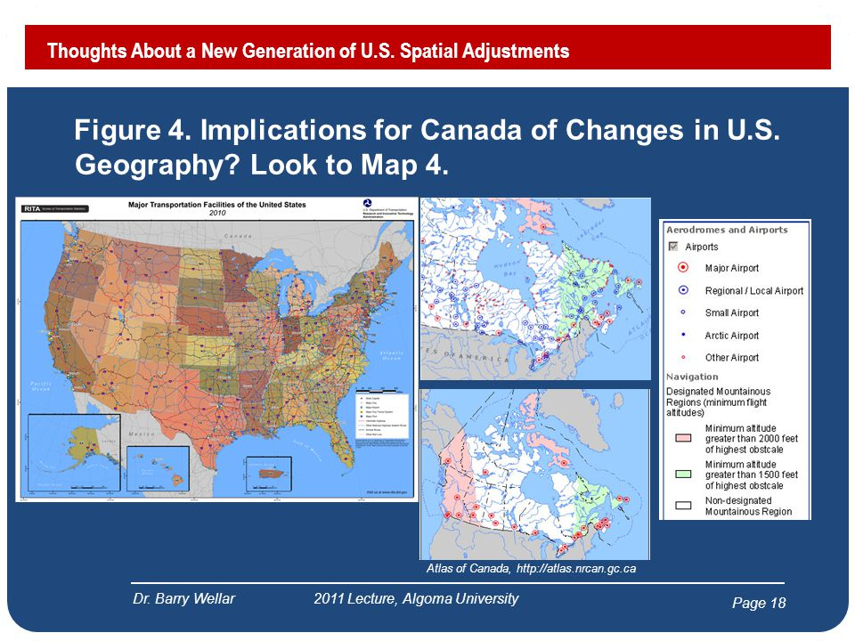 Page 19 Figure 5.Implications for Canada of Changes in U.S.