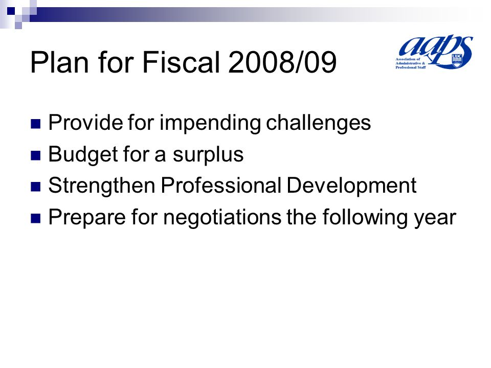 Treasurer's Report: Edward Hung a.Year-to-date Financial Performance b.Budget 2008/09 Overview c.Motion to Approve 2008/09 Budget