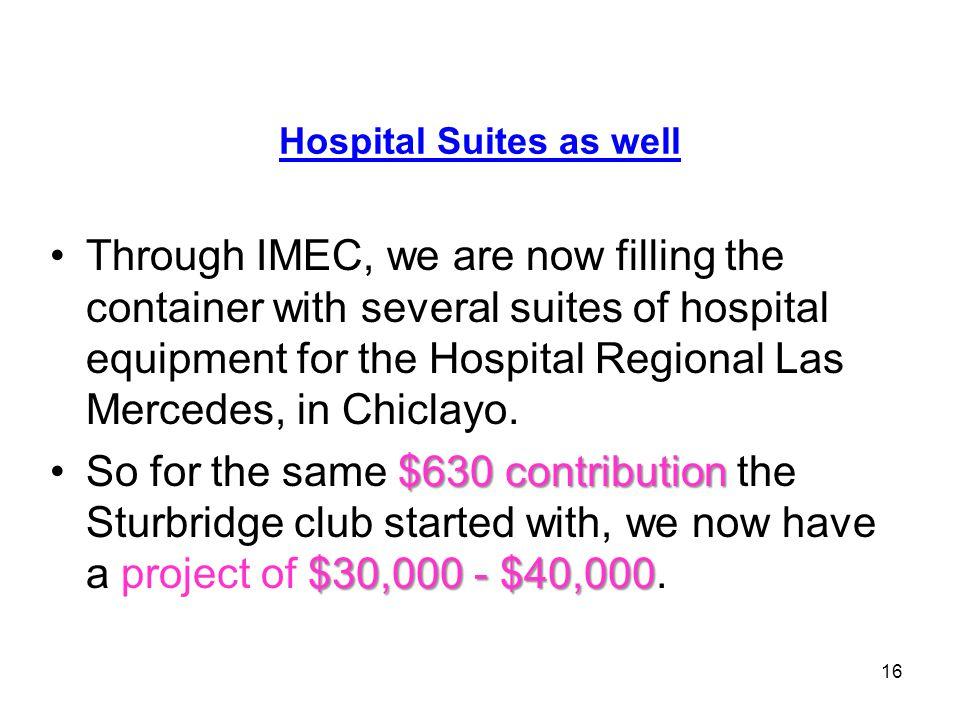 17 Equipment leaving Maine for IMEC