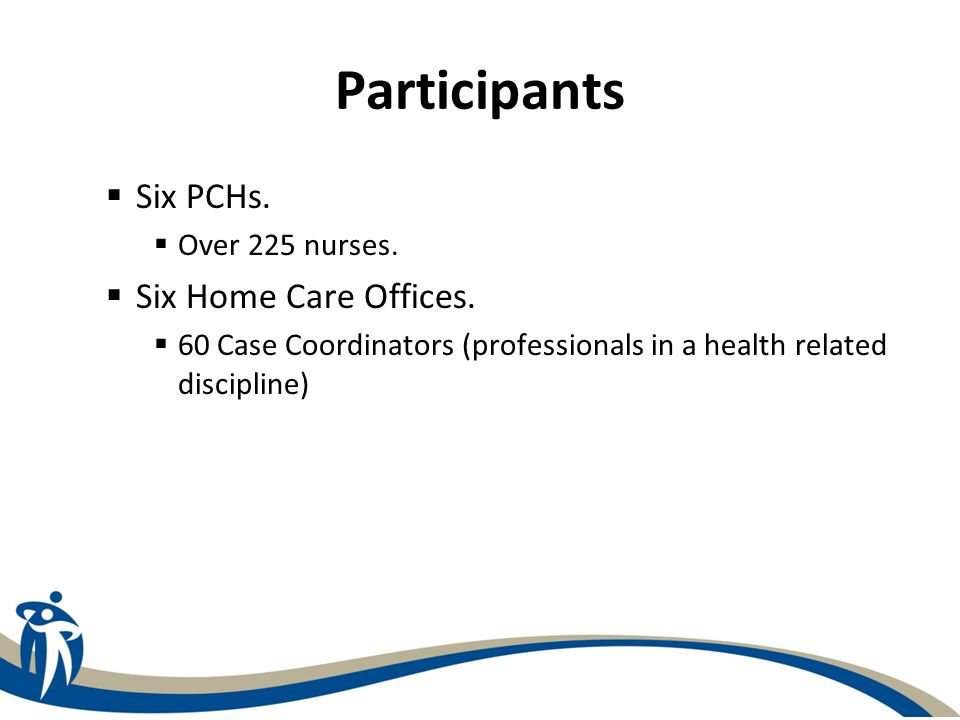Participant Recruitment  Provided information on the C-HOBIC project.