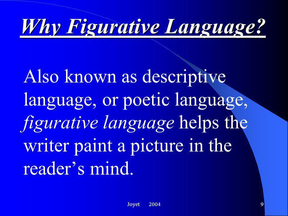 9 Why Figurative Language.