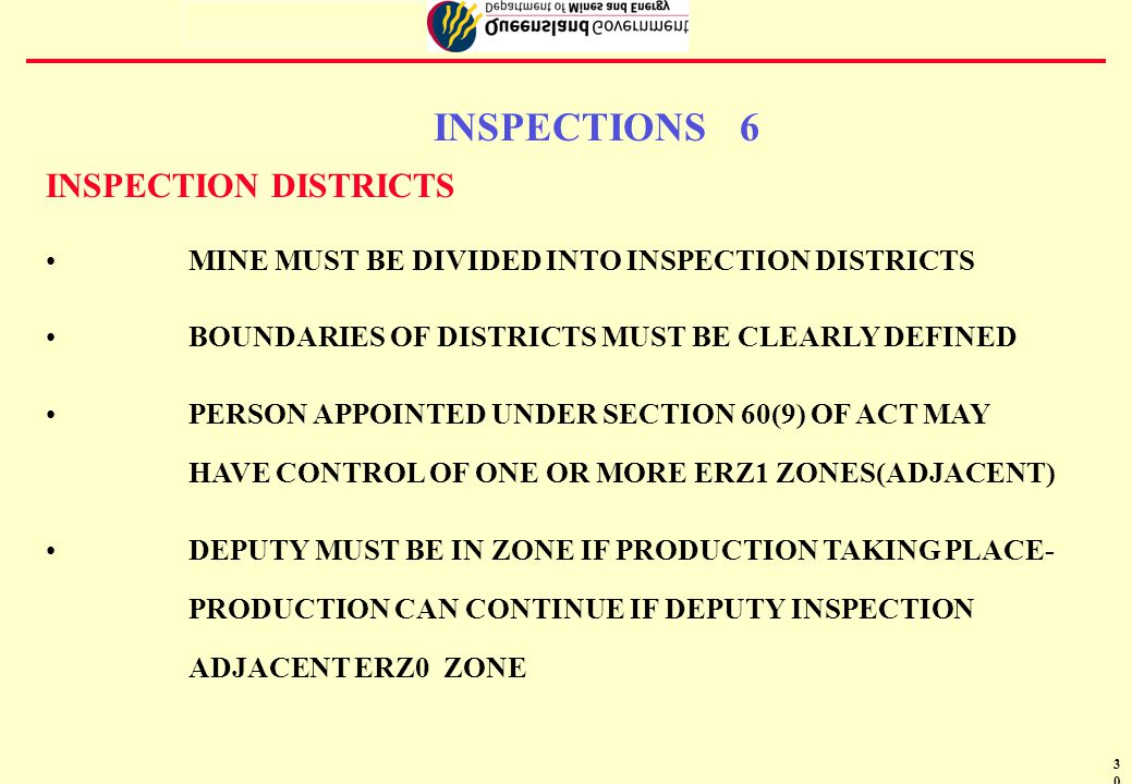 31 POTENTIAL INRUSHES u MINE MUST DETERMINE BY RISK ASSESSMENT ANY SOURCE OF INRUSH FROM ANY DIRECTION AND ANY DISTANCE THAT COULD AFFECT MINE WORKINGS u DETAILS MUST BE KEPT OF HLocation and nature of the inrush source.