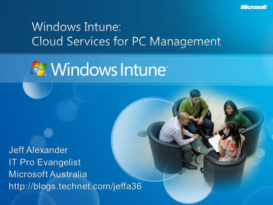 …by 2014, about 34% of all new business software purchases will be consumed via SaaS… - IDC, June 2010* Used by Over 50% of the Fortune 500 58% CIOs selected Microsoft cloud** 40,000 Accredited Online Resellers * Worldwide Software as a Service 2010–2014 Forecast: Software Will Never Be the Same, Doc#223628, June 2010 **ISI CIO Survey, February 2011