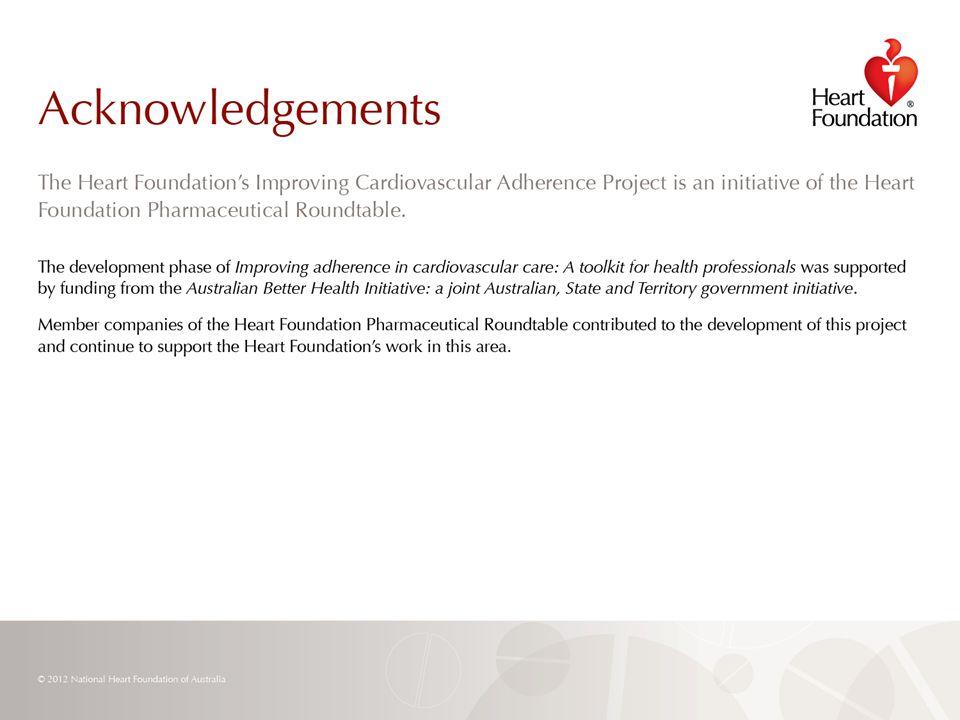 © 2012 National Heart Foundation of Australia Slide 3