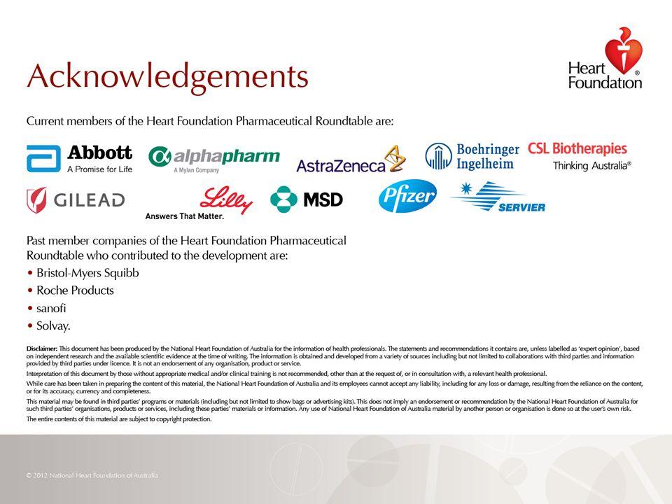 © 2012 National Heart Foundation of Australia Slide 4