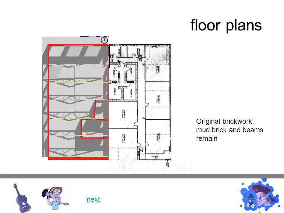 floor plans New layout provides a sense of order and clarity next