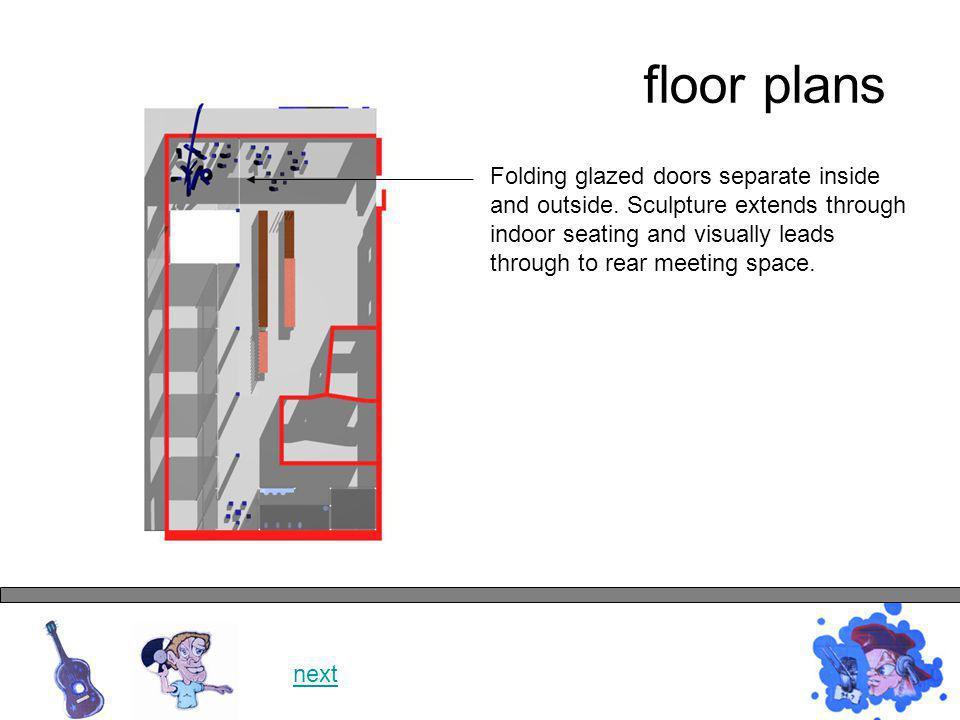 floor plans Complete plan sets a new rhythm.