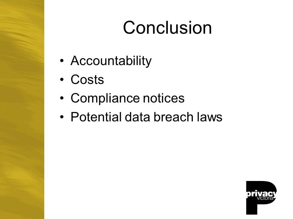More information Privacy Victoria www.privacy.vic.gov.au 1300 666 444