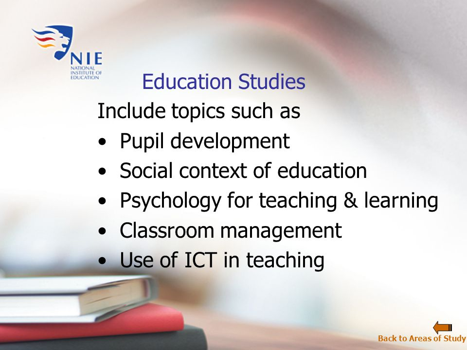 Reinforce subject content mastery for primary school teaching Subject Knowledge