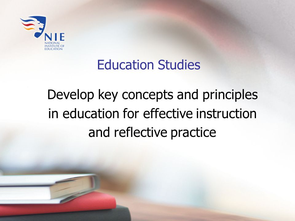 Include topics such as Pupil development Social context of education Psychology for teaching & learning Classroom management Use of ICT in teaching Education Studies Back to Areas of Study
