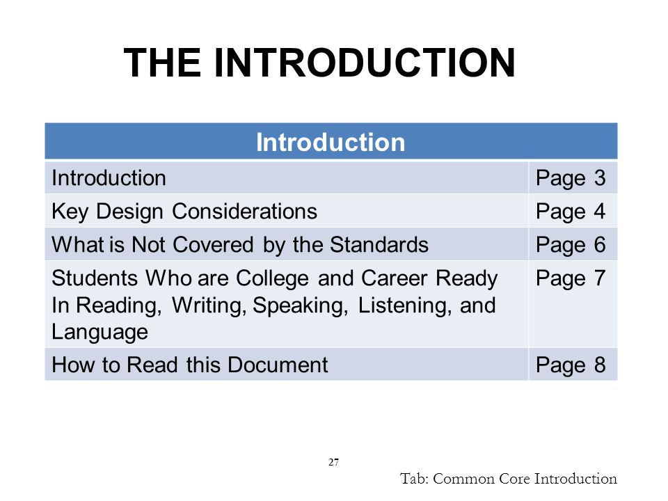 What is NOT Covered by the 2010 Arizona English Language Arts Standards 28