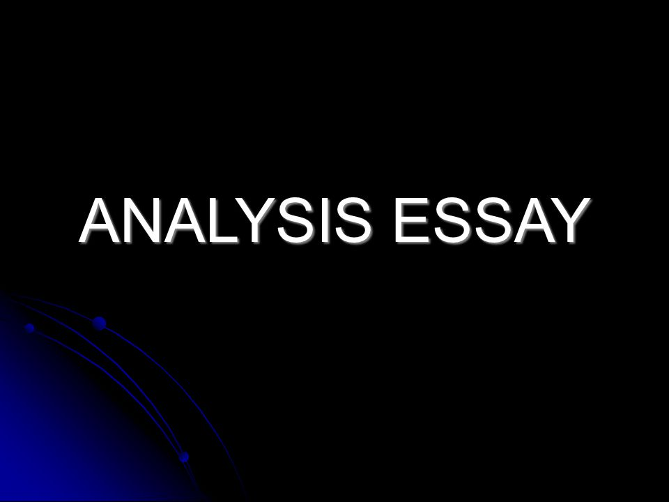 The AP English Language Exam Requires the analysis of another author's… 1.