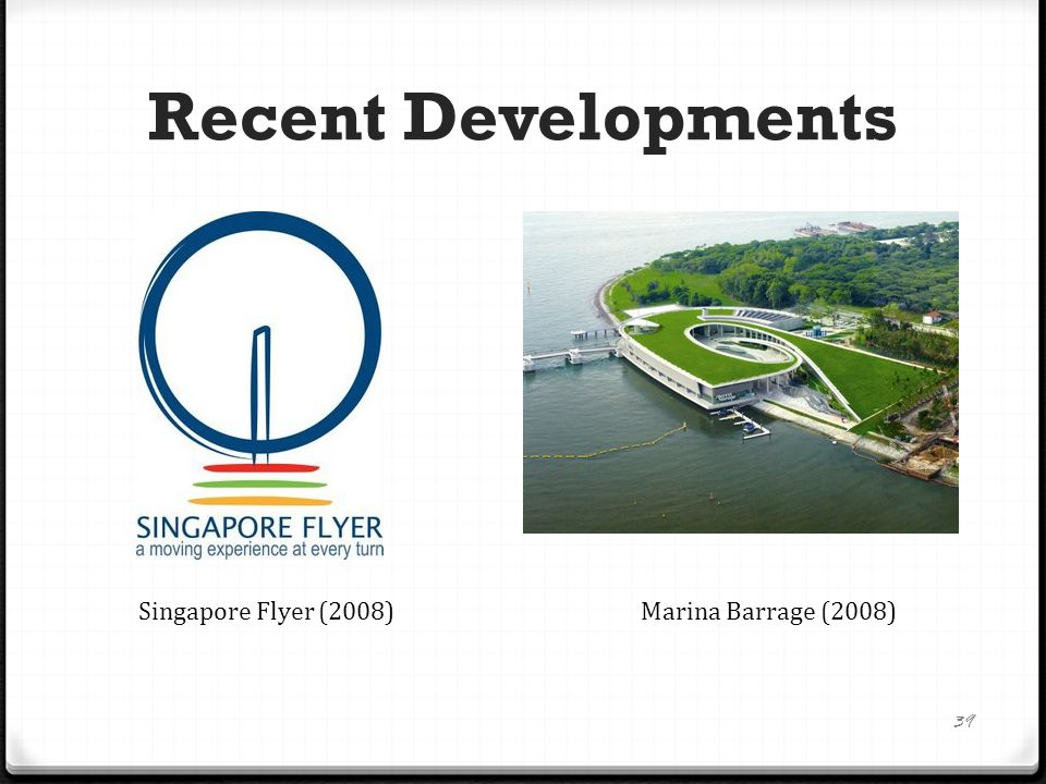 Recent Developments 40 F1 Grand Prix (2008-2011)Youth Olympic Games 2010