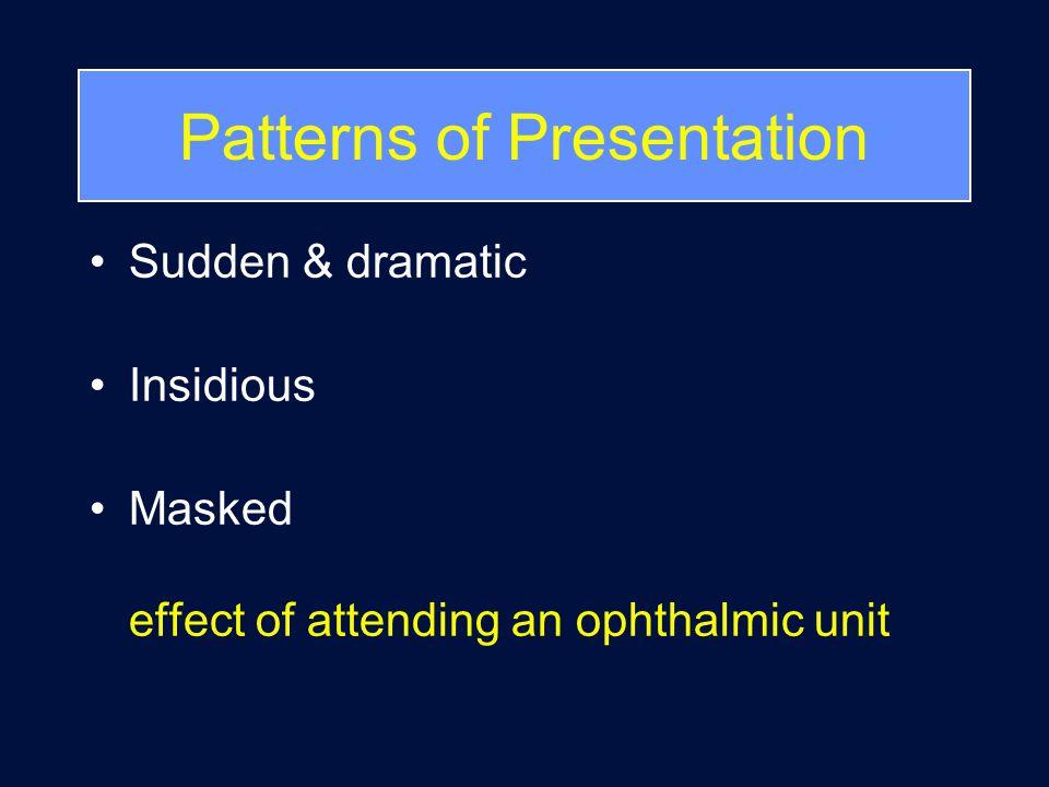 Predictive Value of Vision Tests