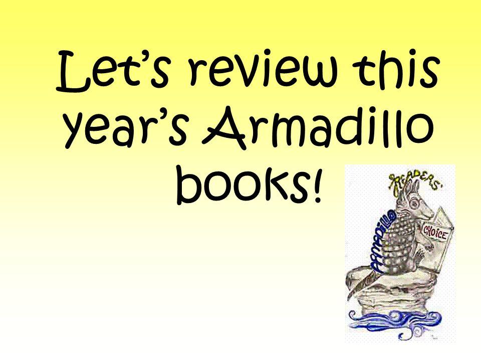 2008-2009 Armadillo Books