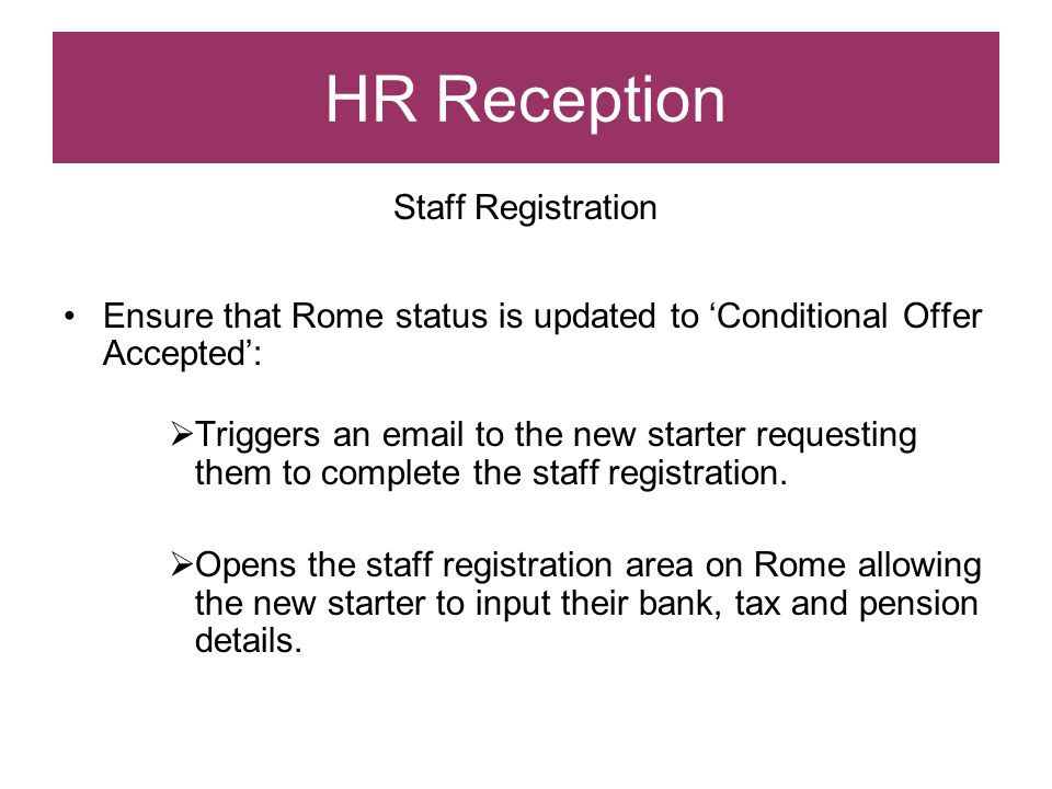 HR Reception New Starters Web Page All new staff should be encouraged to visit the New Starters web page http://www.ucl.ac.uk/hr/new_starters/http://www.ucl.ac.uk/hr/new_starters/ NI fast track forms available for EEA nationals Open a bank account quick and easily with Santander Information Systems – computer and email access Access Systems – UCL id cards MyView Staff Benefits