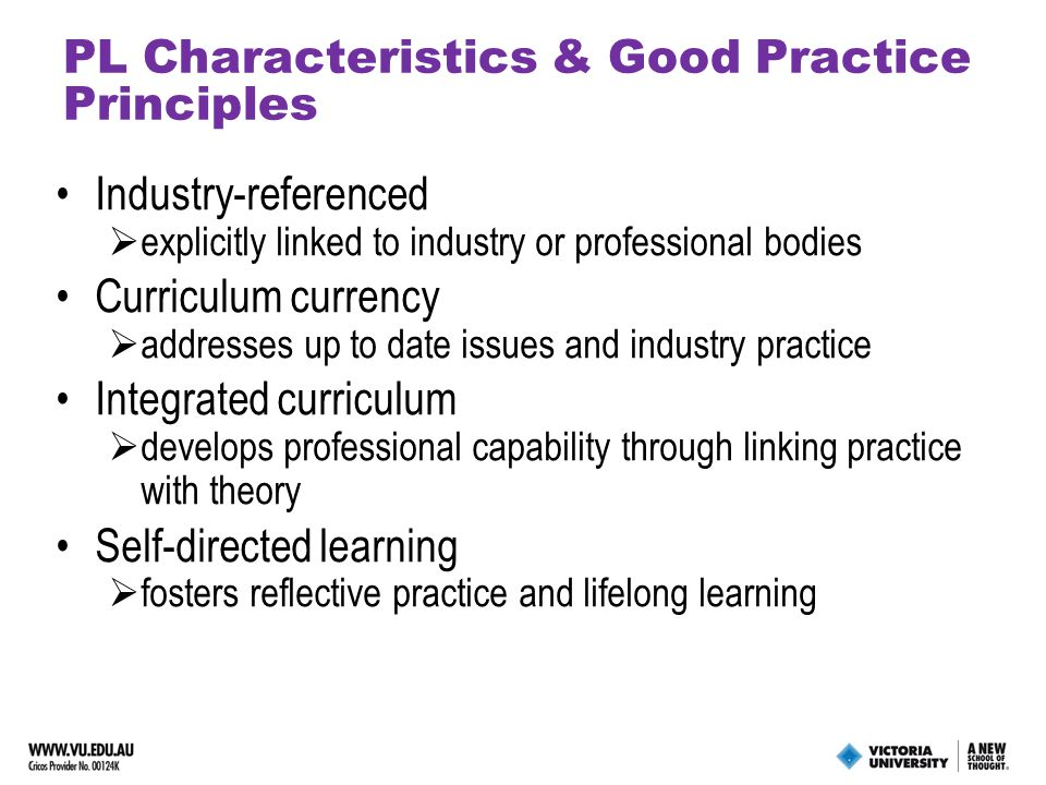IMPEDIMENTS AND ENABLERS Institutional Context Industry Engagement Resources Time Learning culture Learning spaces Expectations Recognition and reward Curriculum Assessment Offshore equivalence Evaluation Capability ICT Accreditation Geography