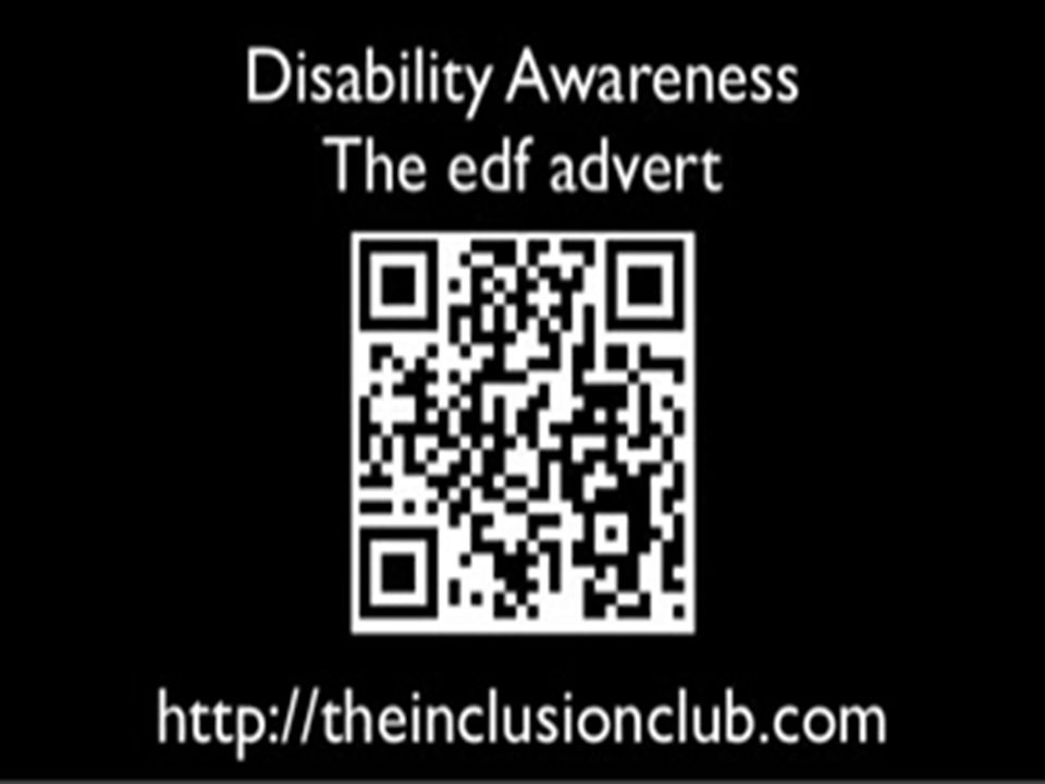 Video Description Persons who don't seem to have impairments are trying to cope in a society which is designed for persons with diverse impairments.
