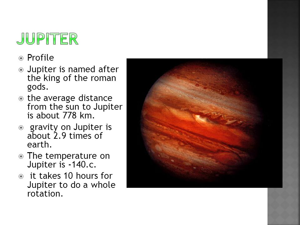 Io (One of Jupiter s moons) Ganymede (one of Jupiter s moons) Callisto (one of Jupiter s moons) Europa (one of Jupiter s moons)