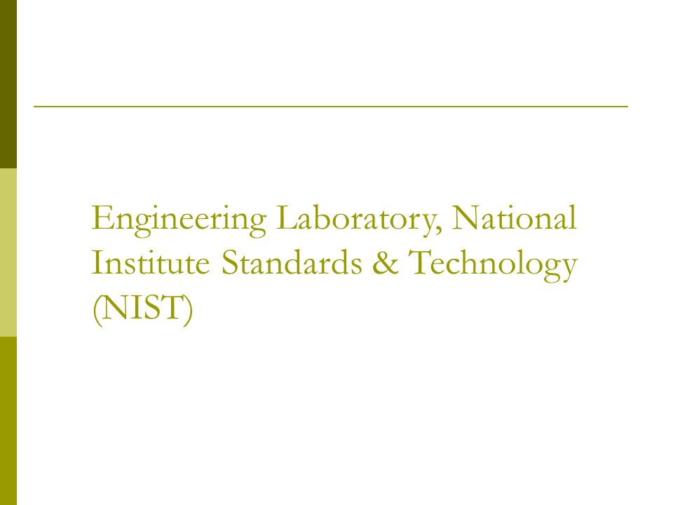 Collection of resources from the Engineering Laboratory s Fire Research Division at NIST.
