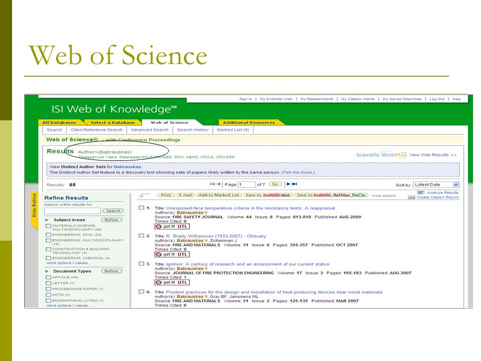 Waterloo e-Journals http://www.lib.uwaterloo.ca/discipline/mecheng/index.html Choose journal by title Links take you to publisher site Read full-text article online, create a pdf Create alerts – journal title or by subject area