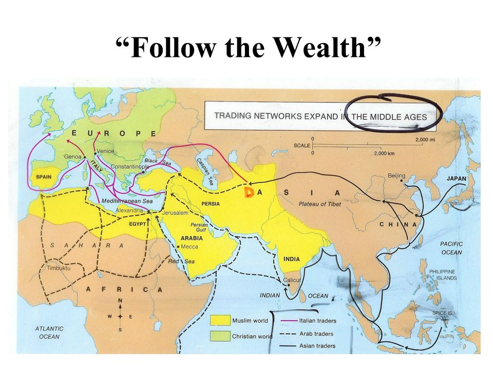 Follow the Wealth