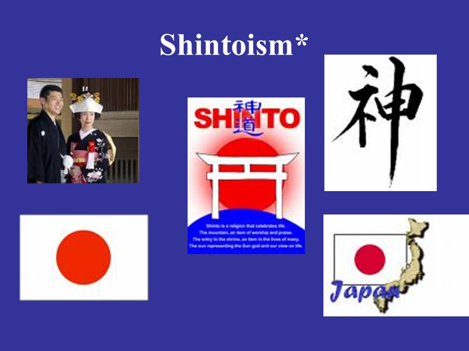 Shintoism*