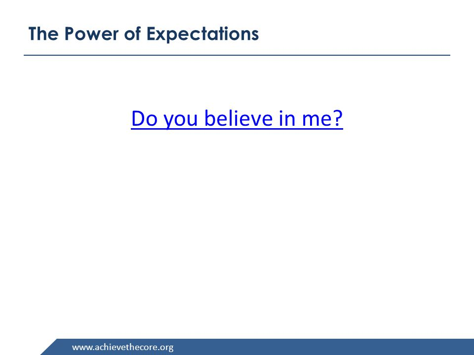 www.achievethecore.org What do you believe is possible? Can an elephant paint a self portrait?