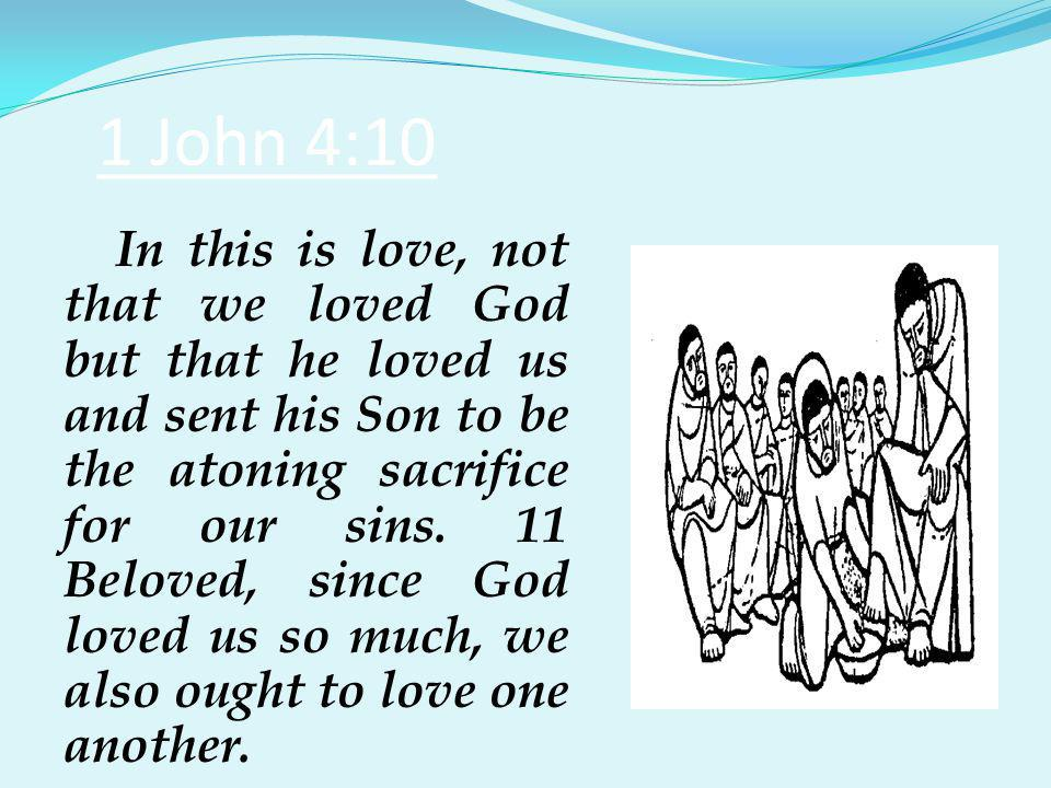 To love is to give Luke 6:38 Give and gifts will be given to you; a good measure, packed together, shaken down, and overflowing, will be poured into your lap.