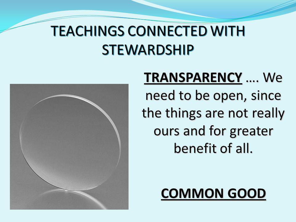 False values militating against Stewardship Individualism Self-Centeredness … Ano ang makukuha ko diyan.