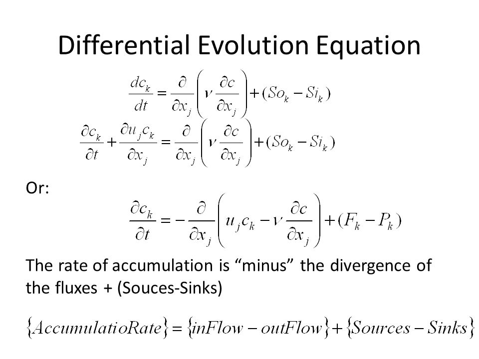 Finite Volume The Finite (Control) Volume : 1) isolates a portion of the space, 2) systematises budgets' computation across its faces, 3) Computes the rate of accumulation, 4) Permits the computation of a property rate of change.