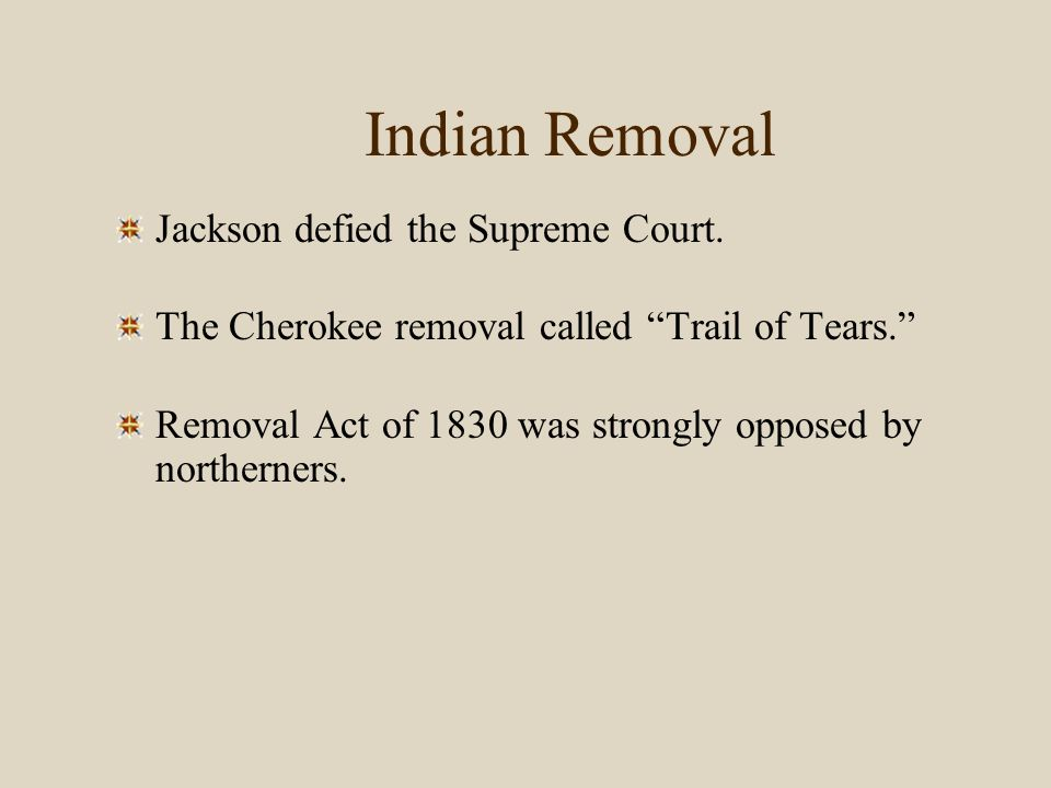 MAP 11.5 Southern Indian Cessions and Removals, 1830s Pressure on the five major southern Indian peoples—the Cherokees, Chickasaws, Choctaws, Creeks, and Seminoles—that began during the War of 1812, culminated with their removal in the 1830s.