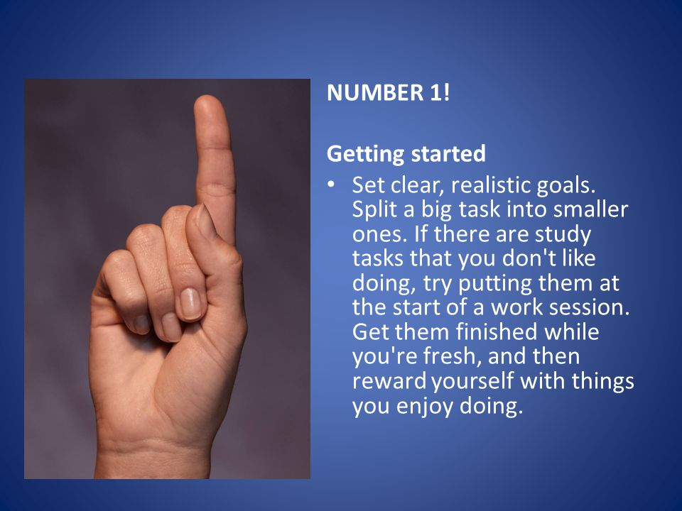 Number 2.Keeping going Variety is important when you re studying.