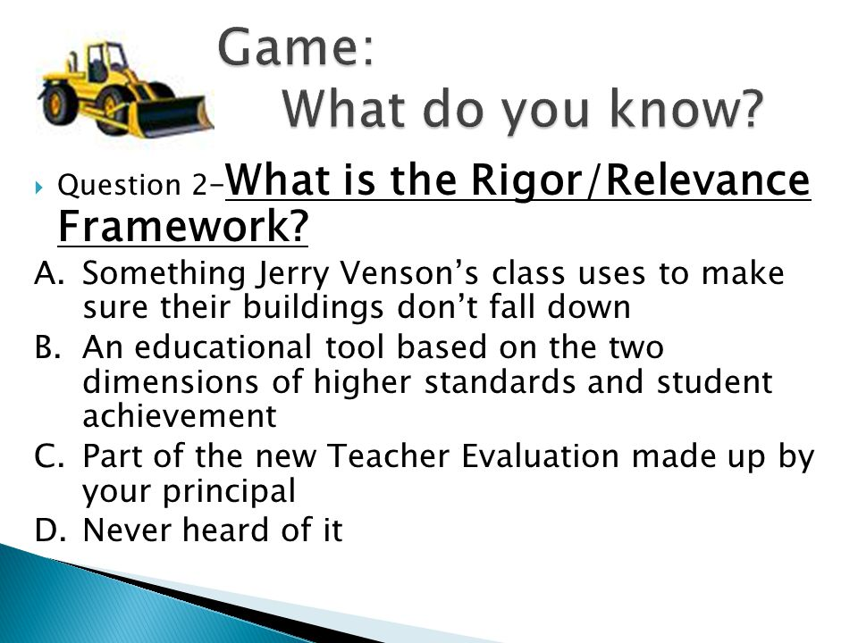  B. An educational tool based on the two dimensions of higher standards and student achievement