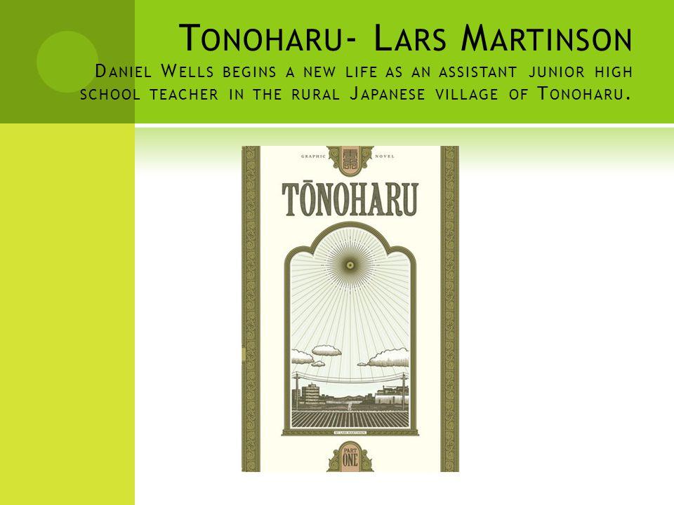 T ONOHARU - I NTERIOR