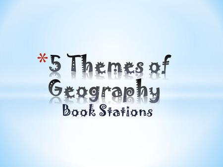 Book Stations. Where might this place be located? Is location given in exact terms of latitude and longitude or relative (in relation to other places)?