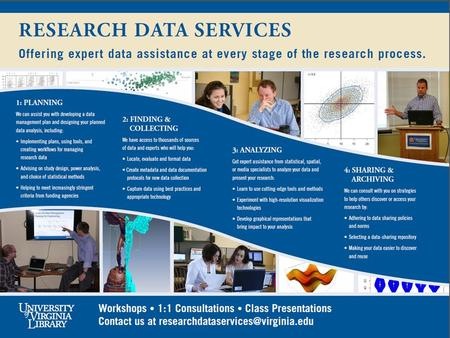 Creating a Data Management Plan Sherry Lake Data Management Consultant University of Virginia Library November 3, 2014 © 2014 by the.