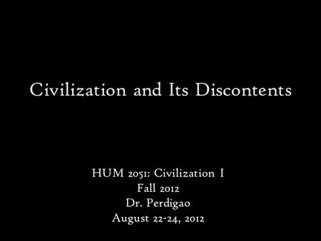 hum 205dq1 Hum 2051 - civ 1: ancient-medieval class wall and course overview (exams, quizzes, flashcards, and videos) at florida tech (fit.