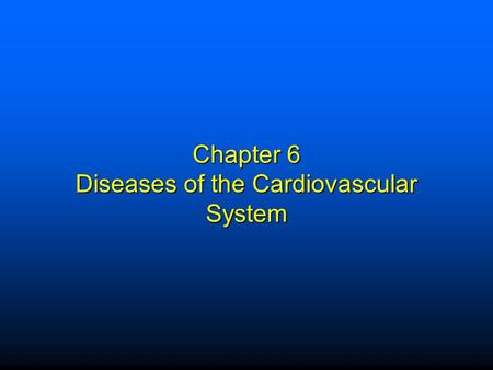 Chapter 6 Diseases of the Cardiovascular System. Elsevier items and derived items © 2009 by Saunders, an imprint of Elsevier Inc. 1 Structures of the.