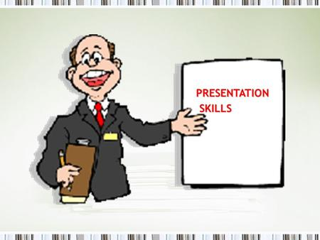 PRESENTATION SKILLS SKILLS. Three Rules Keep it short and simple Don't worry about repeating yourself Practice makes perfect.