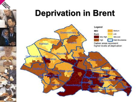 Deprivation in Brent. Brent Employment by Sector.