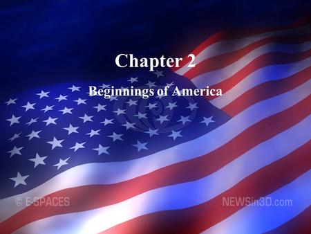Chapter 2 Beginnings of America. Stamp Act- (1765) Issued by Britain, required colonists to pay for an official government stamp on certain paper.