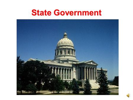 State Government.