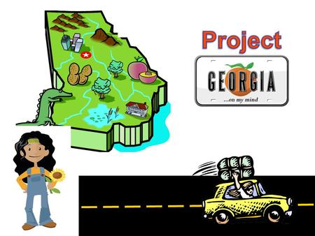 I'm Georgiana's mom! Hi! I'm Ms. Marshall. Ecosystems Biomes Habitats Regions Hey there! I'm Georgiana. And I'm Georgiana's dad!