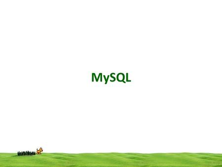 MySQL. MySQL is a Relational Database Management System (RDBMS) that runs as a server providing multiuser access to a number of databases. A third party.