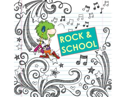 ROCK & SCHOOL. LET'S MEET THE BAND! WHAT ARE THEY PLAYING? Tina Jack Zack Lynn Lucy Judy BATTERYVIOLINGUITAR FLUTEKEYBOARDHARP a.