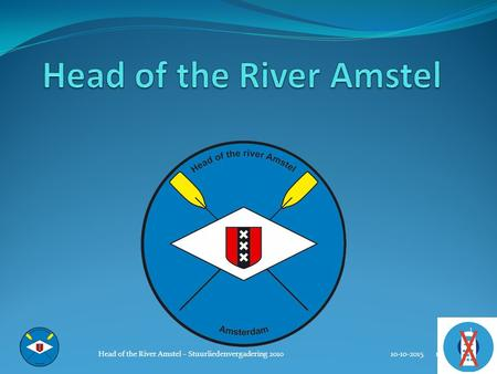 10-10-2015 Head of the River Amstel – Stuurliedenvergadering 20101.