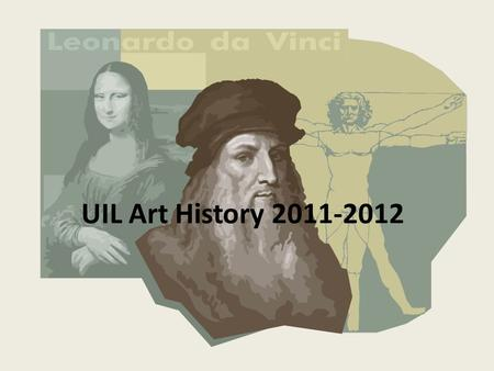UIL Art History 2011-2012. (Carl) Boy in Blue Overalls Henri.