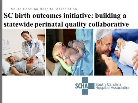 SC birth outcomes initiative: building a statewide perinatal quality collaborative.