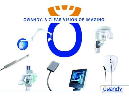 I-MAX Easy Advantages of dental imaging State-of-the art technology Elimination of films, chemicals, developer and related cost of consumables and waste.